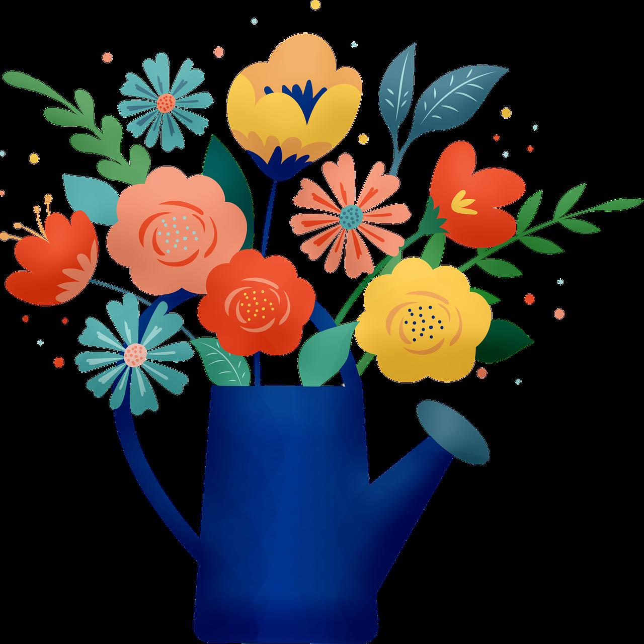 Samozavlažovací kvetináč